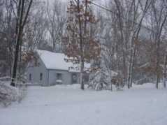 Winter Time In Concord, MA