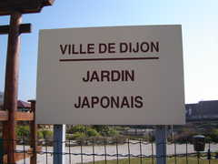 Espaces verts communitywalk for Jardin japonais dijon