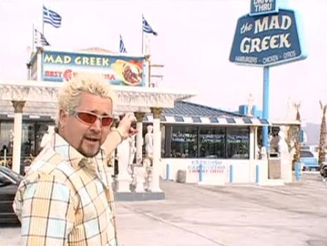 Mad Greek Diner