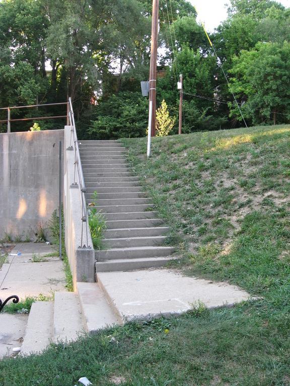 Dandridge St Steps, 228A