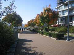 Yaletown pathway