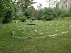 Labyrinths of New England - CommunityWalk on